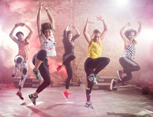 Bailando por la salud