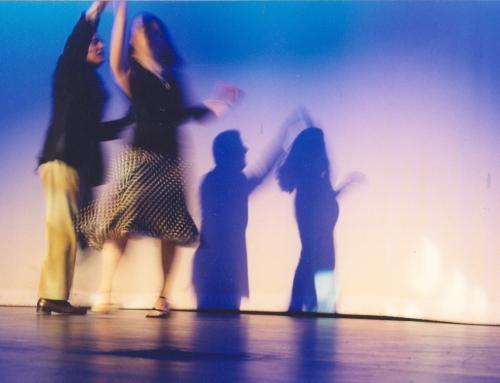 Baile como ejercicio